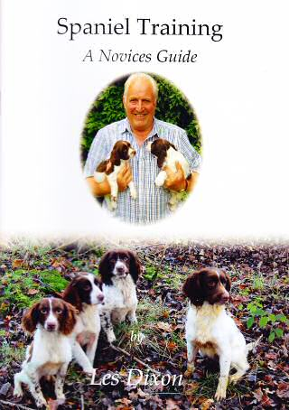 Spaniel Training Guide